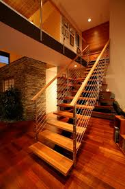 how to build interior stairs with a landing condo pictures stair