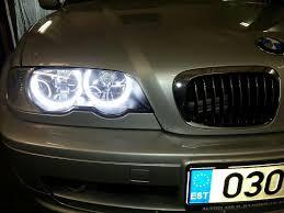 lexus v8 in bmw e46 led cotton angel eyes set bmw e46 bmw e46 and bmw