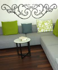 vinyl wall decal sticker vintage vines 1540
