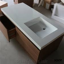 corian table tops most popular best quality solid surface corian sink wall hung
