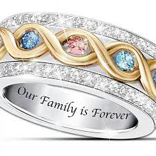 s day birthstone rings 37 best family rings images on family ring rings and