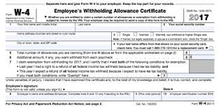 a beginner u0027s guide to filling out your w 4 mass advantage payroll