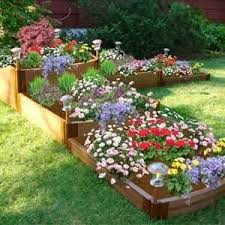 Raised Planter Beds by Best 25 Raised Flower Beds Ideas On Pinterest Raised Beds