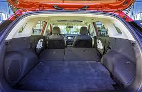 Toyota Prius Interior Dimensions 2017 Kia Niro Cargo Space Measurements