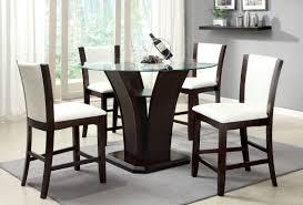 Hokku Designs Dining Set by 5 Piece Counter Height Dining Set Peugen Net