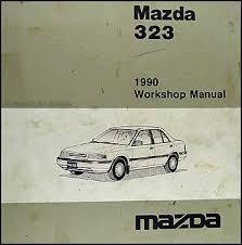 service manual 1992 mazda familia auto repair manual free mazda 323 1992 free download pdf 1990 mazda 323 and protege repair shop manual original