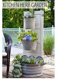 herbs outdoors pinterest herbs gardens and garden ideas