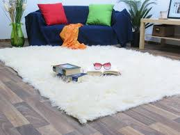 amazingly soft and fluffy rug designs for your home