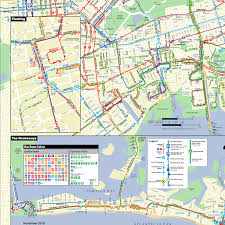 Bus Map Nyc Queens Bus