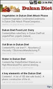 dukan diet android apps on google play