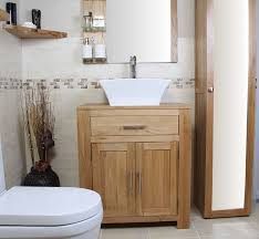 stunning ideas of oak bathroom cabinets