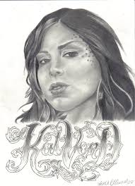kat von d by darkguardiann on deviantart