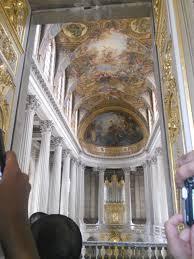 Palace Of Versailles Floor Plan Viaggi Vini E Cucine July 2011