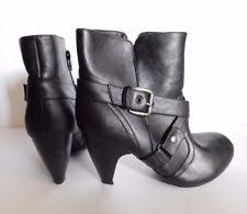 womens boots size 11w bryant womens 3 buckle side zip ankle boots size 11w 69 95