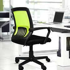 Ergonomic Home Office Desk Kinbor Modern Mesh Ergonomic Mid Back Computer Desk Home Office