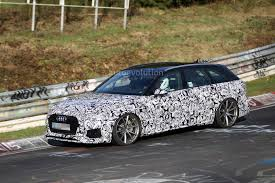 2018 audi rs4 avant at the nurburgring complete with sound
