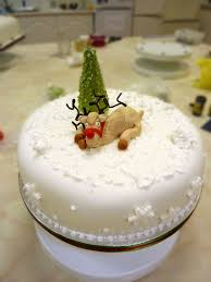 cakeflair ipswich suffolk basic christmas cake tuition