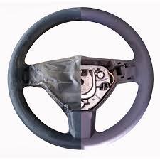 rivestimento volante in pelle lavori jeiess tappezzeria auto teramo riparazione sedili pelle