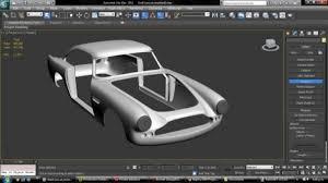 auto design software auto enthusiast to 3d print scale aston martin db4 sort of
