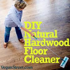 Wood Floor Cleaner Diy Vegan Home Eco Diy Hardwood Floor Cleaner