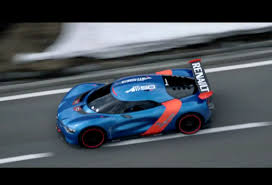 renault supercar renault alpine a110 50 takes on alps and inspiration slashgear