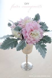 flower arrangements easy diy flower arrangements julie blanner