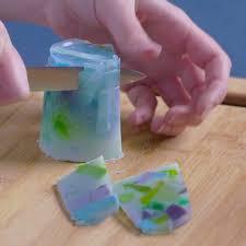 learn how to make diy gemstone soaps diy pinterest gemstone