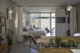 500 Square Feet Room by White Stone Studios Modern Micro Apartments In Downtown Phoenix