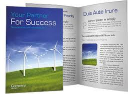 wind turbines farm brochure template u0026 design id 0000001406