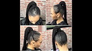 latest ghana braids hairstyle ladies newest ghana braids youtube