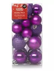 Christmas Cake Decorations Asda by Decorations Trees U0026 Decorations Christmas Shop George At Asda