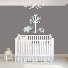 Decoration Baby Nursery Wall Decals by Mini Jungle Decals Small Elephant Wall Decal By Friendshipfalls