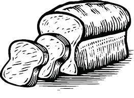 Bread Coloring Pages Prosecure Me Coloring Pages Bread