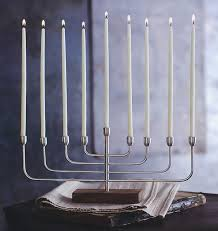 modern menorah 10 modern menorah designs for hanukkah 2016 6sqft