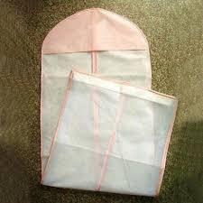housse pour robe de mari e sac de protection pour robe de mariée blanc achat vente housse