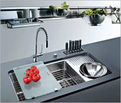 Kitchen Sink Accessories At Home Interior Designing - Kitchen sink accessories