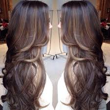 highlights vs ombre style summer hair for brunettes think i m gonna go for some ombré style