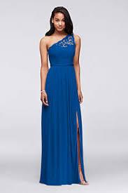 malibu bridesmaid dresses royal blue bridesmaid dresses david s bridal