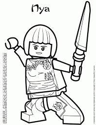 free lego ninjago coloring pages print 194515