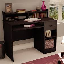 white sectional corner desk with built in storage for teens of 10