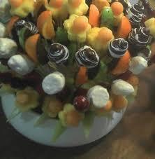 fruit bouquet san diego our wedding speacial fruit arrangements feed 50 yelp