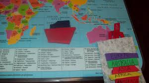 Interactive World Map For Kids by A Mom Not A Professional Nor A Perfectionist Diy Interactive