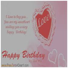 birthday cards inspirational free e birthday cards for wife free