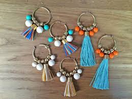 earrings diy 3 diy earrings to try which you should try mumbai india