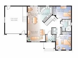 open modern floor plans marvellous 14 modern house plans open floor plan w3716 detail from