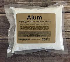 where can i find alum alum mordant aluminum sulfate 1 pound home kitchen
