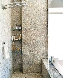 river rock bathroom ideas river rock bathroom floor tile best river rock bathroom ideas on