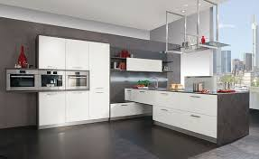 prix cuisine haut de gamme une cuisine au design géométrique inspiration cuisine