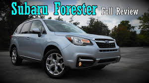 subaru touring interior 2018 subaru forester full review xt u0026 2 5i touring limited