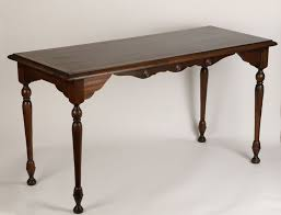 Library Tables For Sale Antique Library Table Walnut H P Robertson Co Makers Of Tables